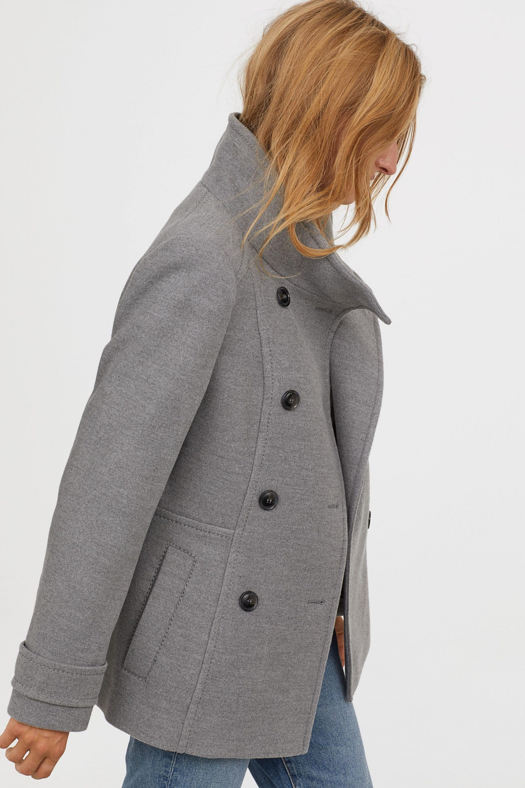 Пальто H&M Демисезон (3352) photo 0