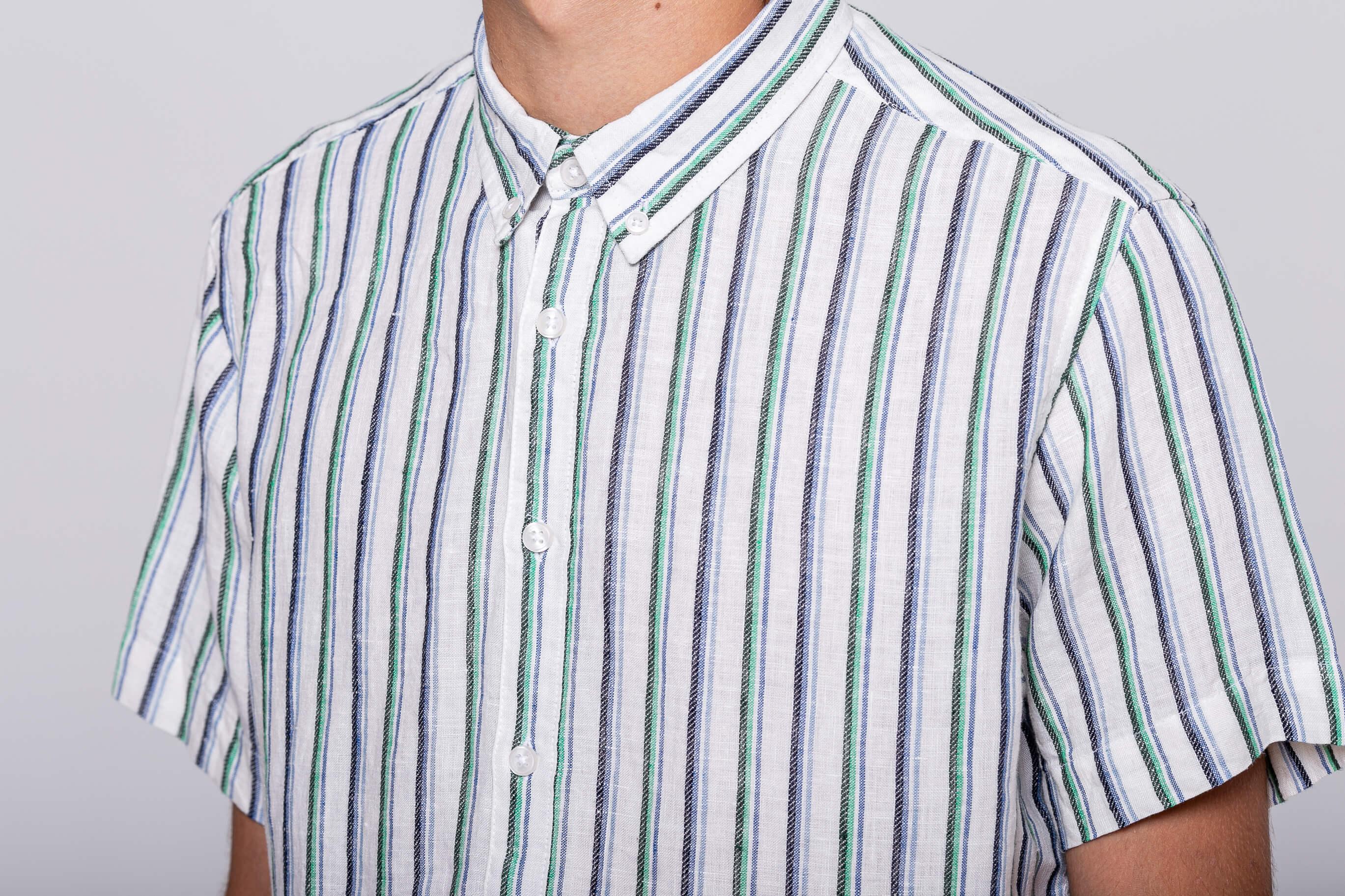Рубашка Kronstadt Casual (464) photo 3
