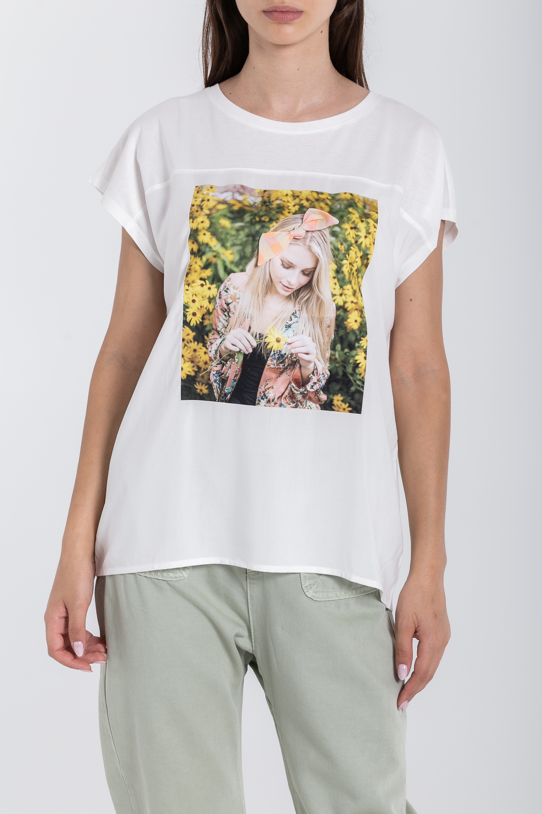 Tricou Vero Moda Casual (414) photo