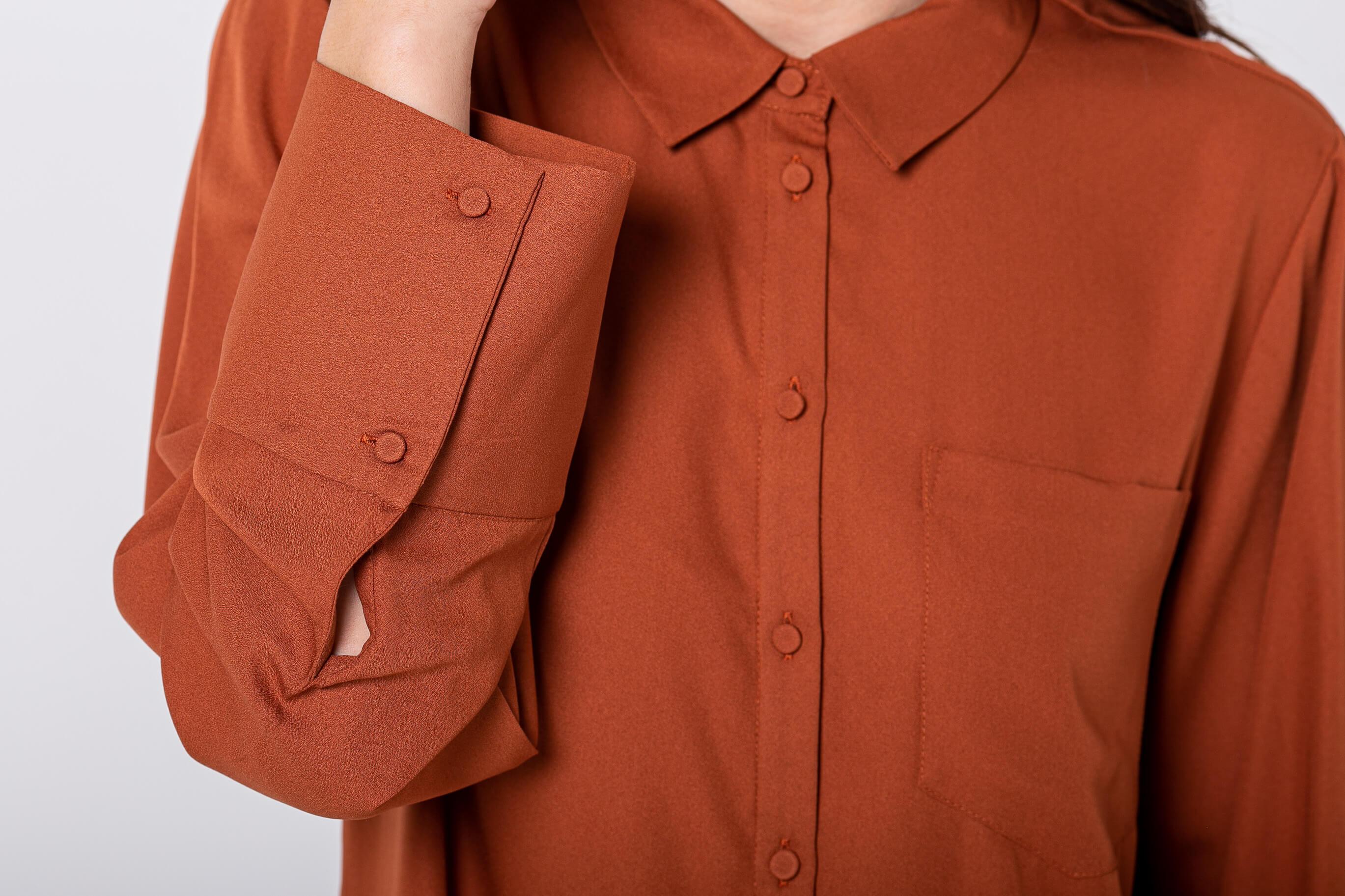 Рубашка Vero Moda Casual (1947) photo 1