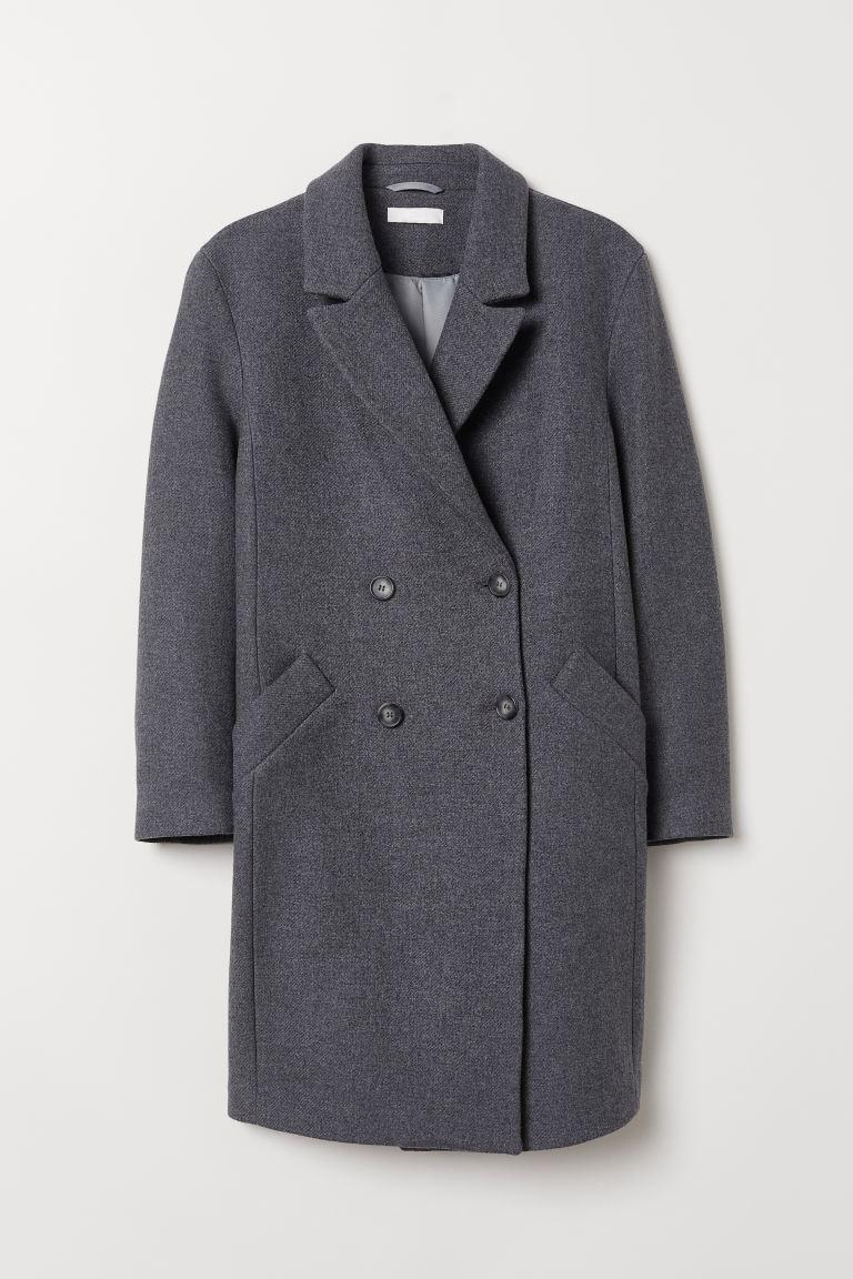 Пальто H&M Демисезон (3285) photo