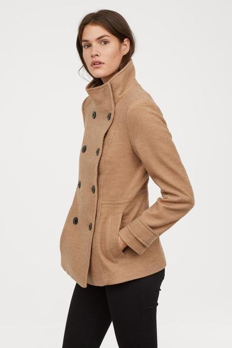 Пальто H&M Демисезон (3288) photo 0
