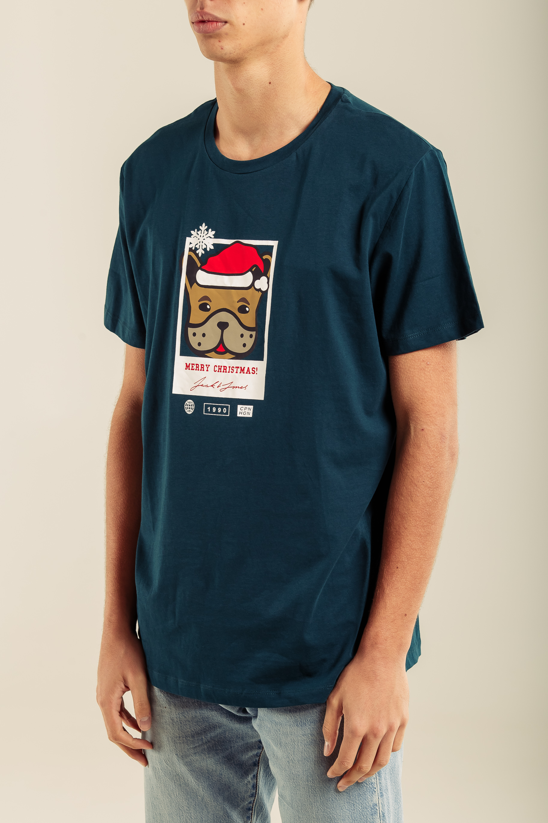 Футболка Jack & Jones Christmas (4334) photo