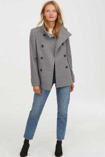 Пальто H&M Демисезон (3352) Рекомендуем