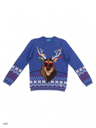 product Pulover BENETTON Christmas (4269)