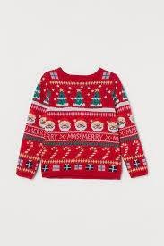 Pulover H&M Christmas (4332) Recomandam