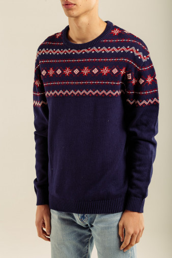 Pulover Selected Christmas (4265) Recomandam