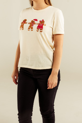 product Tricou PIECES Christmas (4278)