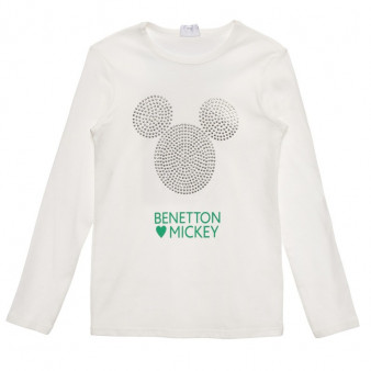 product Tricou BENETTON Casual (5099)